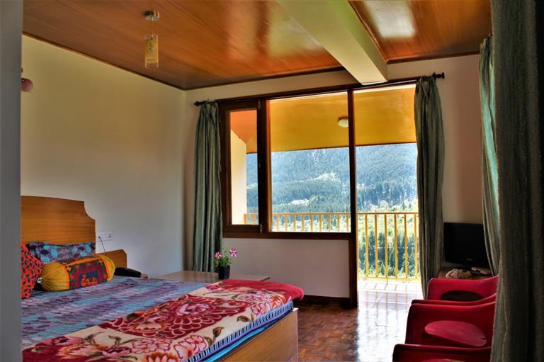 hotel valley View manali