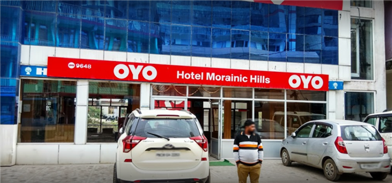 Hotel Moranic Hill