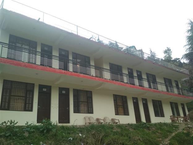 Bhagsu Sunrise