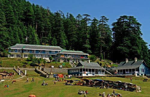 Dalhousie 3Day/2Nts from Pathankot