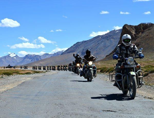 Manali To Leh Bike Trip From Delhi