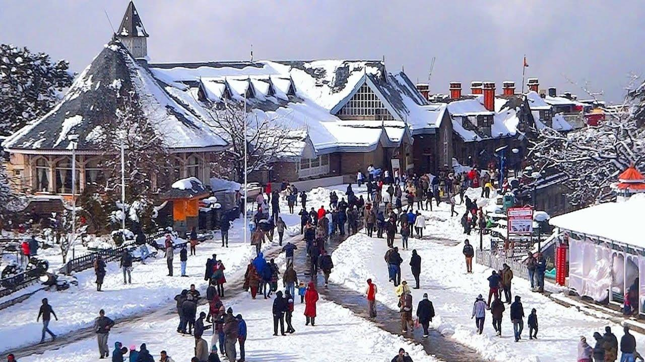 MAJESTIC HIMACHAL TOUR PACKAGE WITH CHANDIGARH