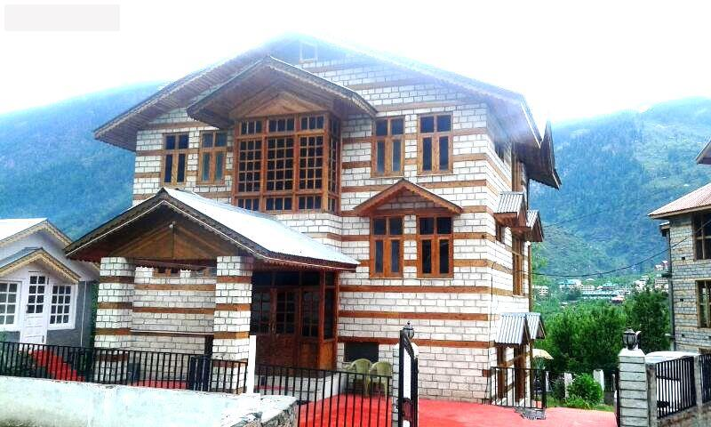 Aroma Cottages Manali
