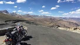 Dharamshala to leh bike tour